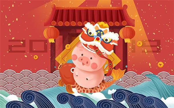 猪年将到 猪文化先知道